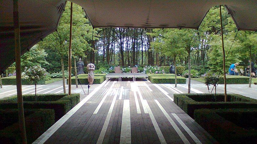 Vloer huren vlondervloeren oftewel vloerenverhuur van houten